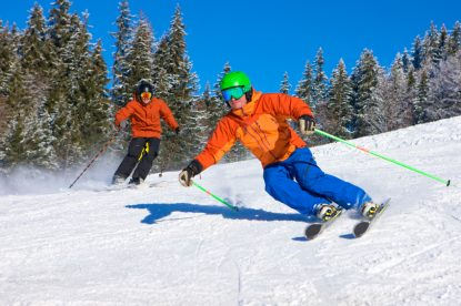 Tips to Avoid Common Ski Injuries This Winter - Blog Post