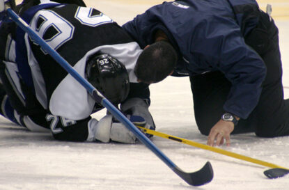 Top 5 Most Common Hockey Injuries and Prevention Tips - Blog Post